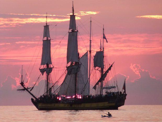 heiß begehrt, Plätze auf den Segelschiffen zur Hanse Sail - Foto: InterDomizil GmbH