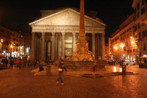 Das Pantheon - ein Ort der Götter und der Gräber (© InterDomizil GmbH)