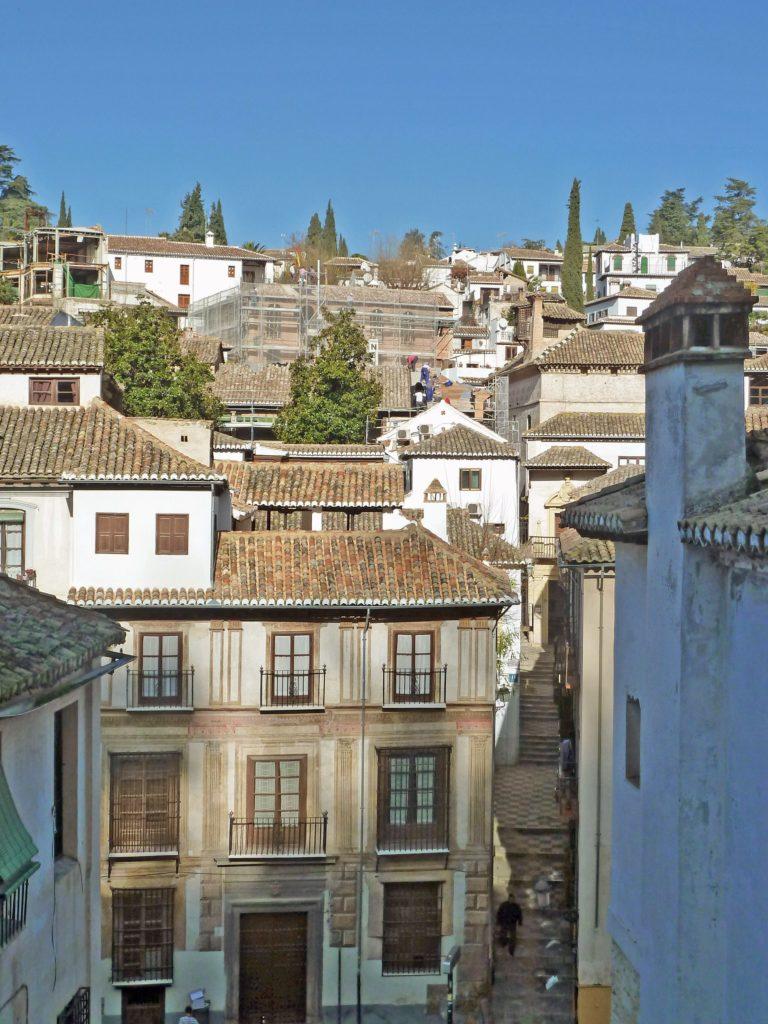 Granadas kleine Gässchen (© InterDomizil GmbH)