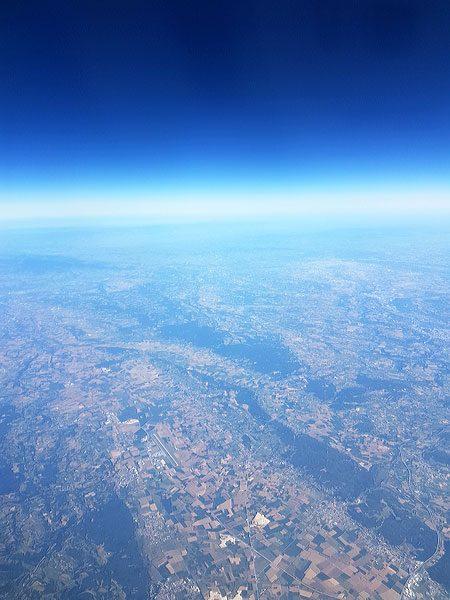 Anflug Barcelona - Foto: InterDomizil