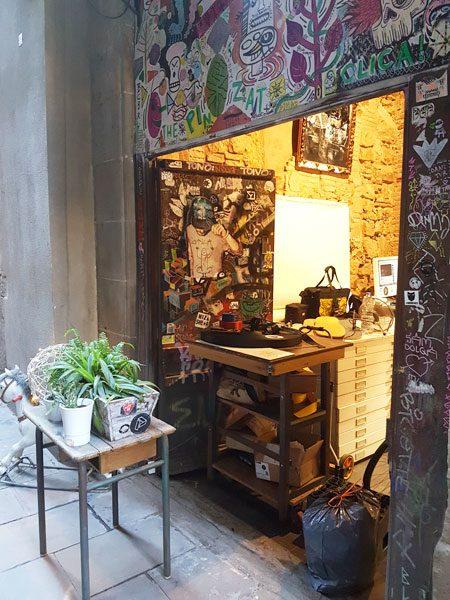 Shoppen in Barcelona - Foto: InterDomizil