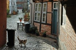 Die malerischen Gassen der Altstadt laden zu einem Bummel ein - © Klaus-Peter Reichartz / pixelio.de (rkn)
