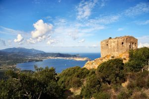 Elba, Volterraio - Foto: Matthias Brinker/pixelio.de (rkn)