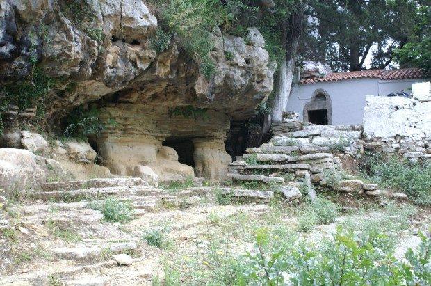 Tal der Toten auf Kreta - Foto: Klaas Hartz/pixelio.de (rkn)