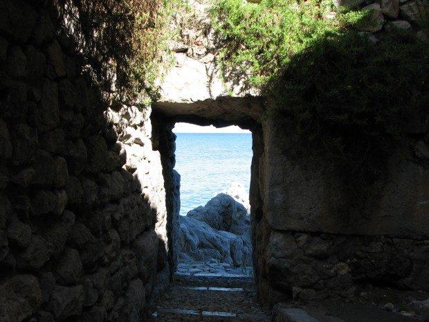 Ausblick zum Mittelmeer<br srcset=