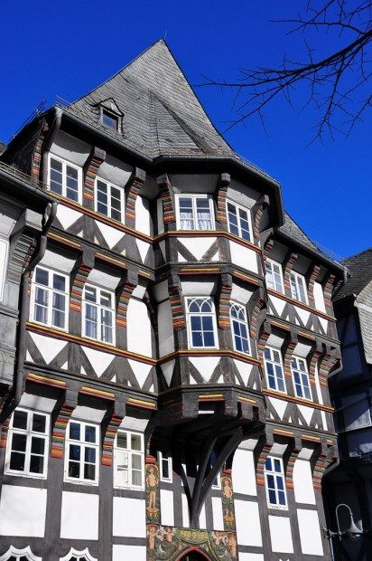 Fachwerkhaus Goslar - © Huber / pixelio.de (rkn)