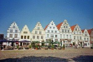 Friedrichstadt, die Holländerstadt auf Eiderstedt
