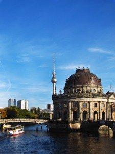 Eine Schatzinsel in Berlin