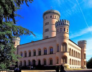 Rügens Schmuckstück: Jagdschloss Granitz