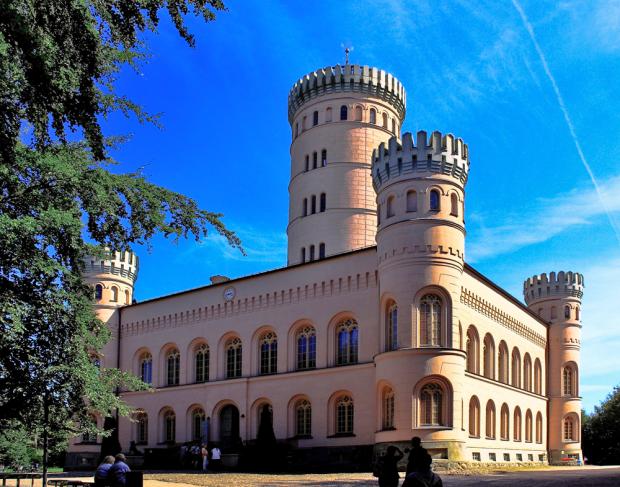 Schloss Granitz / © Reinhard Grieger pixelio.de (rkn)