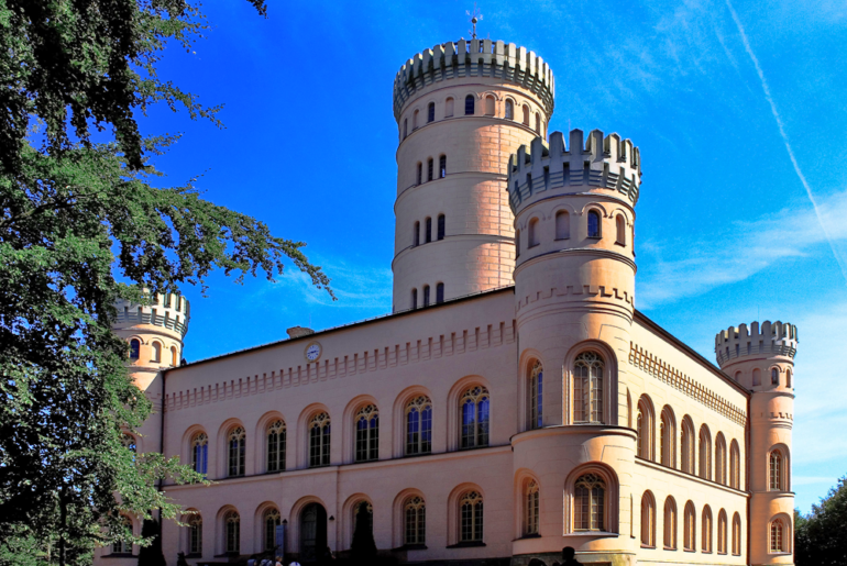 Schloss Granitz / © Reinhard Grieger pixelio.de