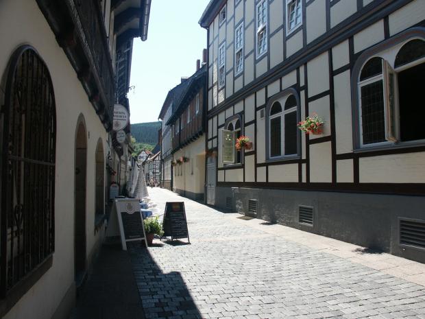 Goslar, die Worthstraße - © Sven L. pixelio.de (rkn)