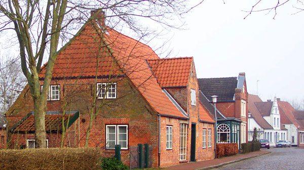 Haus Peters von der Dörpstraat