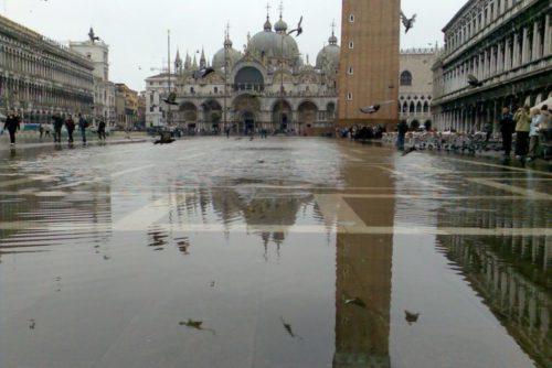 Venedig AAA: Acqua Alta Abenteuerurlaub
