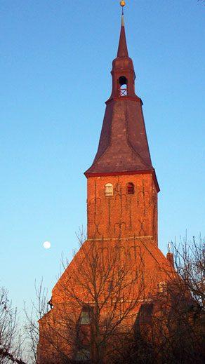 Kirche St. Anna aus dem 14./15. Jhd.