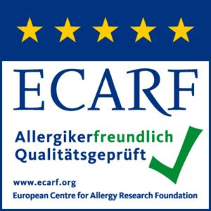 Baabe ist Allergikerfreundlich - Foto: ECARF