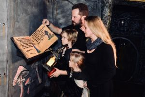 Familien Spaß in der Goblinstadt