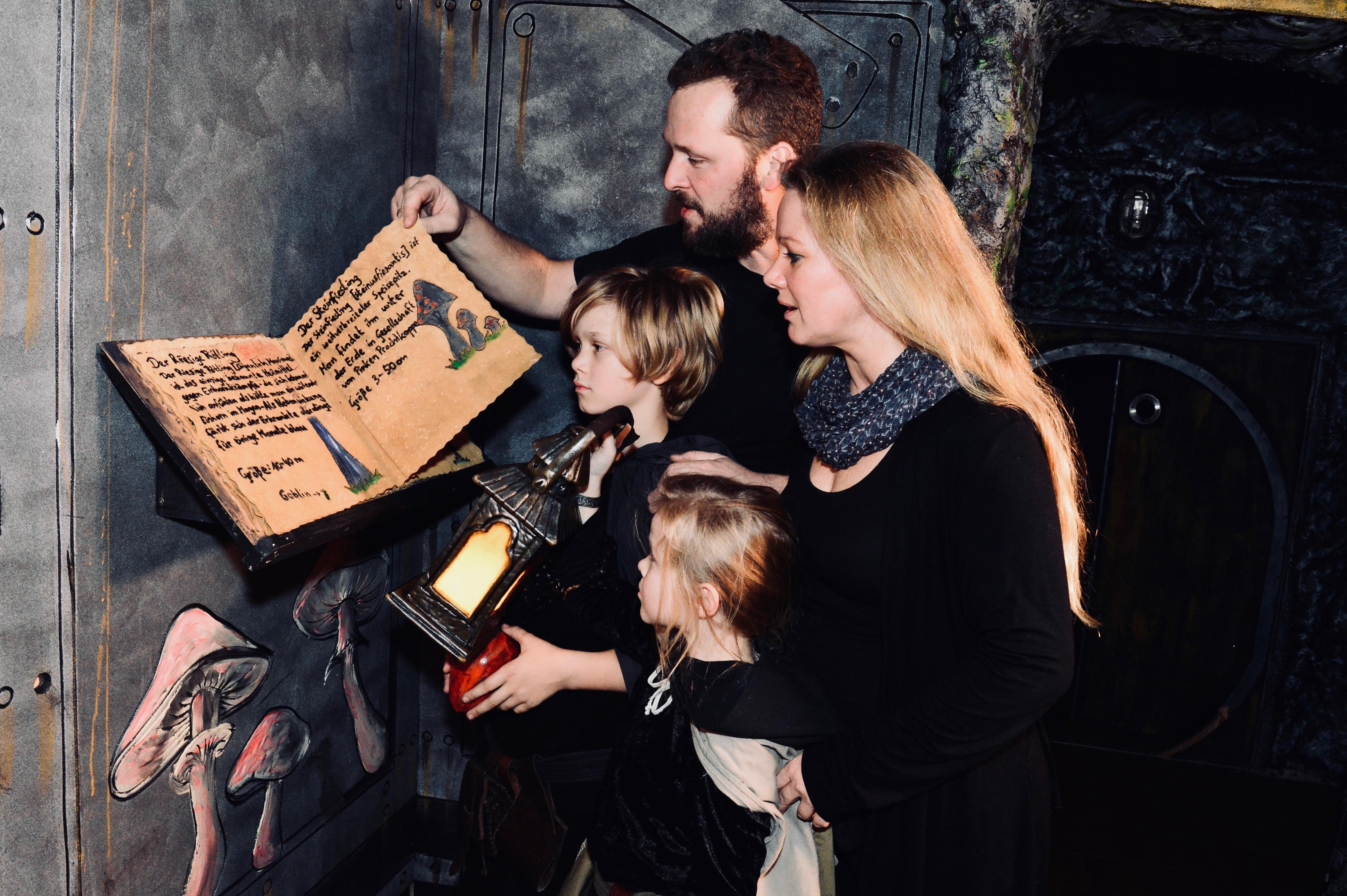 Städtetrip mit Kindern - Familien Spaß in der Goblinstadt