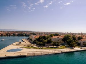 Mit dem Boot um Zadar – auch ohne Bootsführerschein