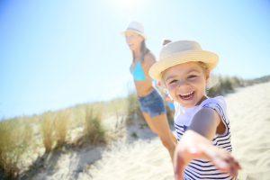 So richtig erholen im Familienurlaub auf Rügen - goodluz/fotolia.com