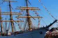 27. Hanse Sail: Segeln und segeln lassen