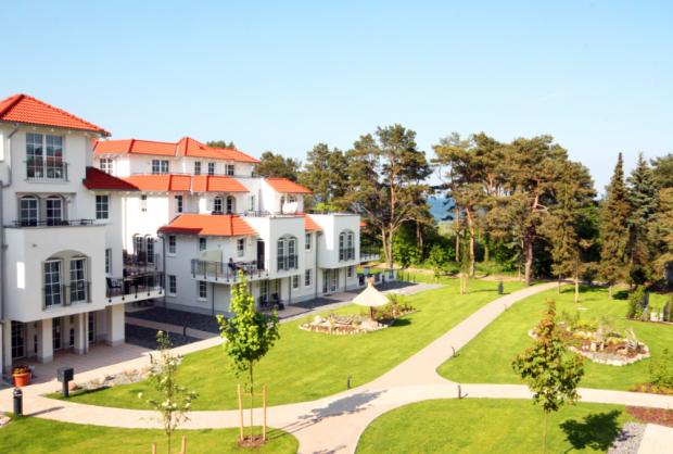 Ferienanlage Haus Meeresblick - Foto: InterDomizil GmbH