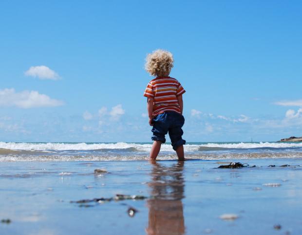 Rügen - beste Unterhaltung für die Kleinen Foto: Max Goncharov (CC0)