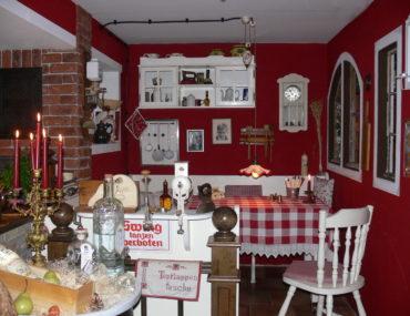 Omas Küche auf der Insel Rügen