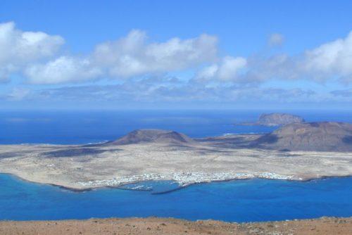 La Graciosa – unbekannte und kleinste bewohnte Insel der Kanaren