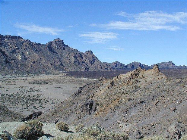 Hochland und Vulkankrater rund um den Teide / Copyright © Marion Hagedorn/Interdomizil