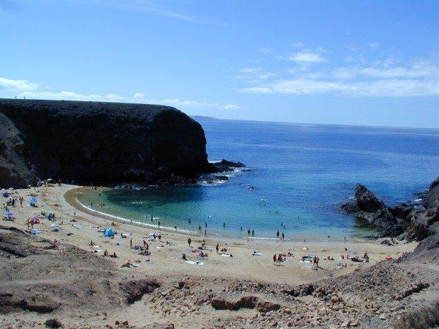 Playa Papagayo / Copyright © Marion Hagedorn/Interdomizil