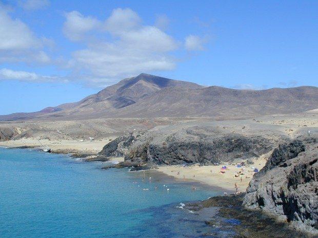 Blick auf die Strände Playa de Mujeres und Playa Pozo / Copyright © Marion Hagedorn/Interdomizil