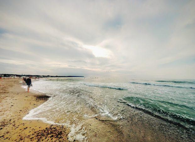 das Meer, Inspirationsquelle vieler Künstler - Foto: Saskia Henck