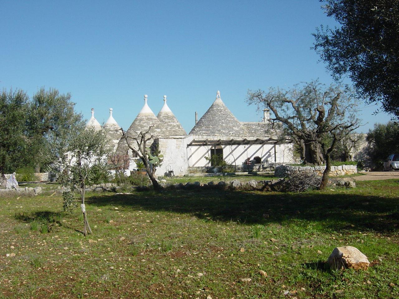Trulli Ferienhaus Apulien