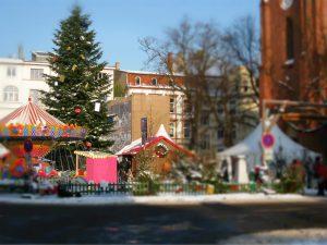 Weihnachtsmärkte rund um Warnemünde