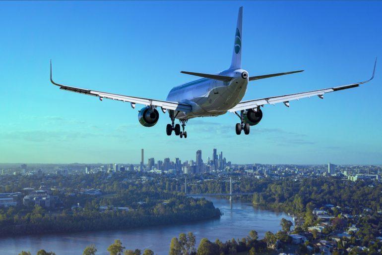 CO2-Flug-Kompensation