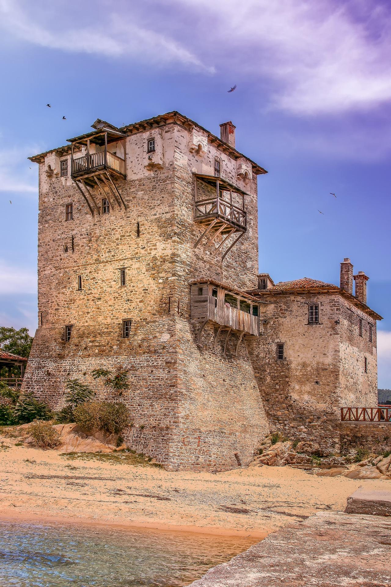 Andronikos Turm Ouranoupoli