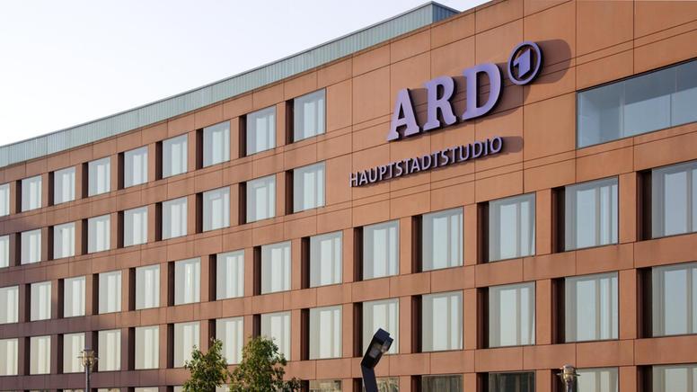 Das ARD-Hauptstadtstudio