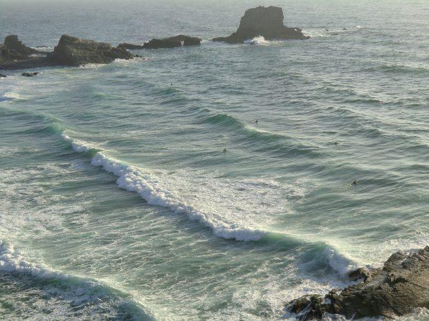 Traumhaft, surfen am Strand Arrifana (Aljezur) - Foto: Pixabay, CC0