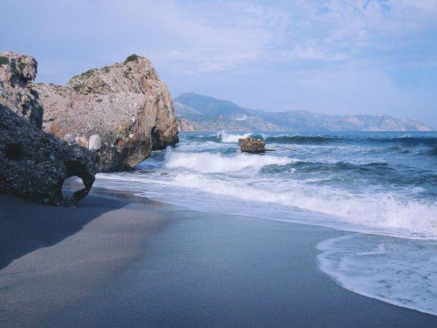 Urtümlicher Strand in Andalusien / BIld: Pixabay (CC0)