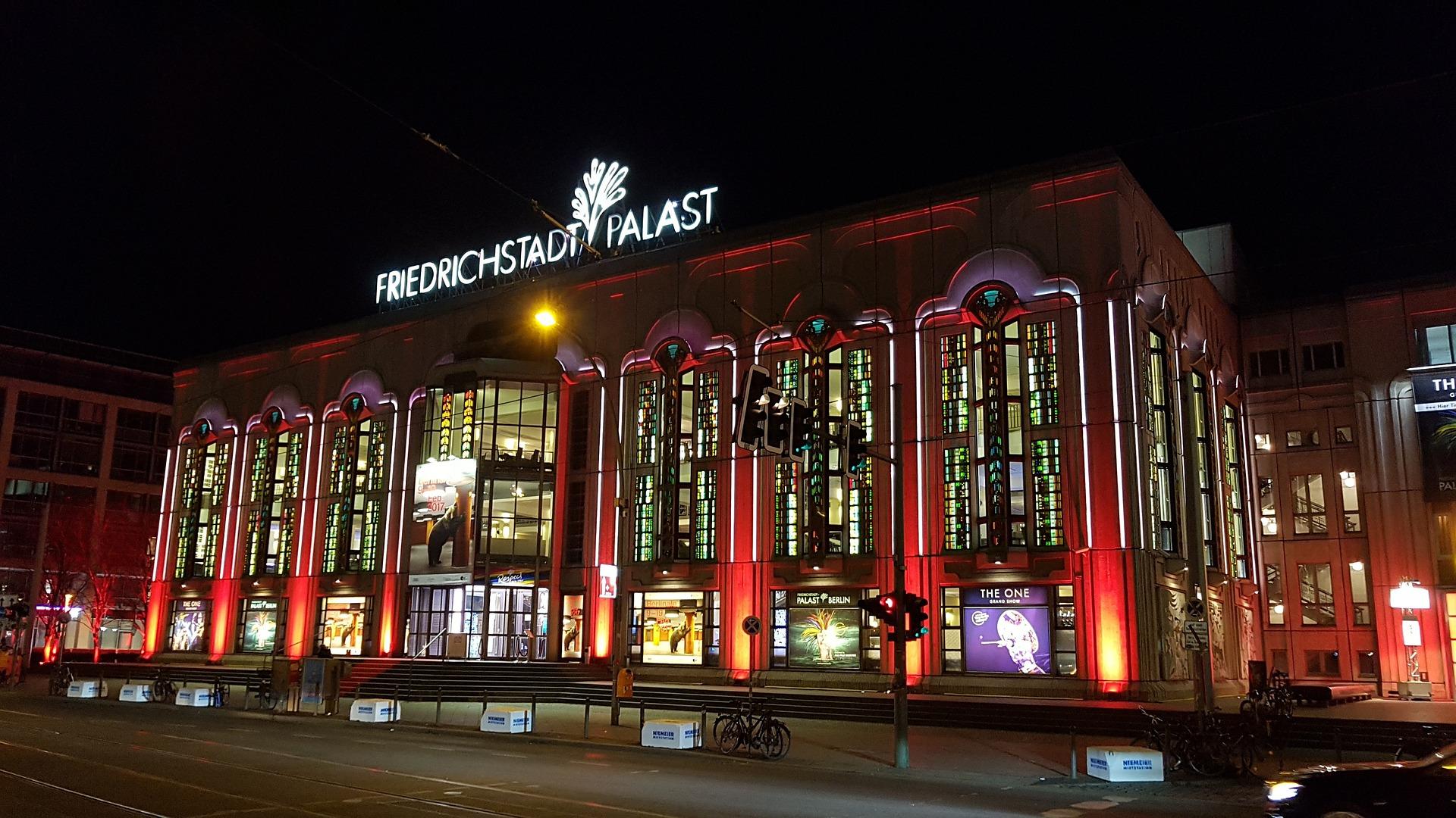 Friedrichstadtpalast Berlin