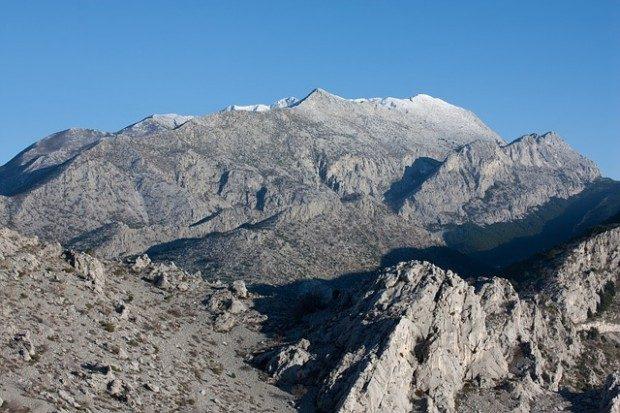 Biokovo Gebirge / Pixabay (CC0 Public Domain)