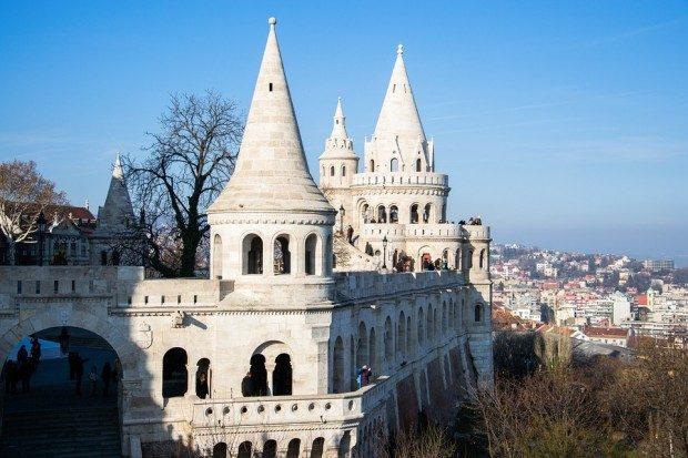 Ein Blick auf die Fischerbastei von Budapest - Foto: lukaskontakt/Pixabay