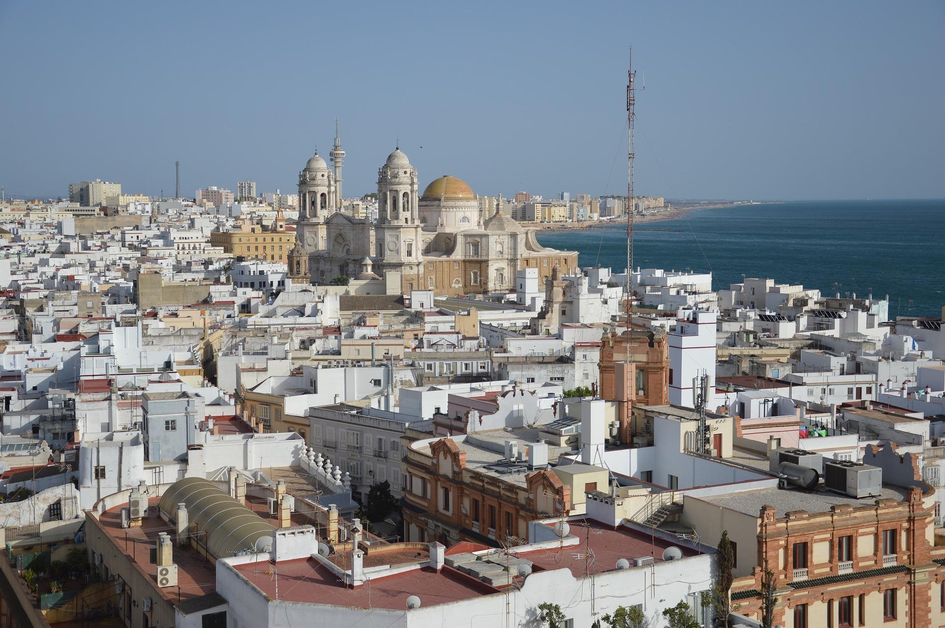 Hauptstadt der Provinz, Cadiz