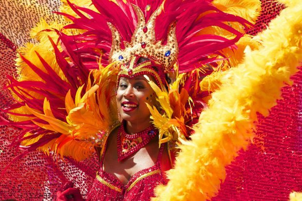 carnival-476816_1920 - Kanaren im Winter, farbenfroher Karneval