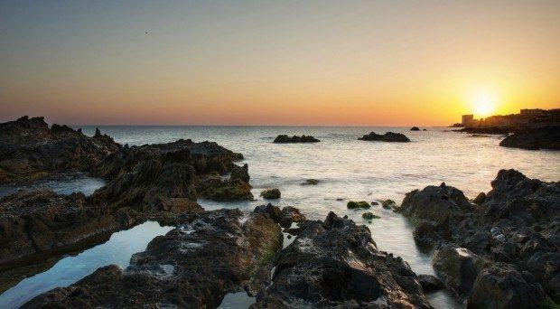 Sonnenuntergang an der Costa del Sol - Foto: Pixabay, CCO
