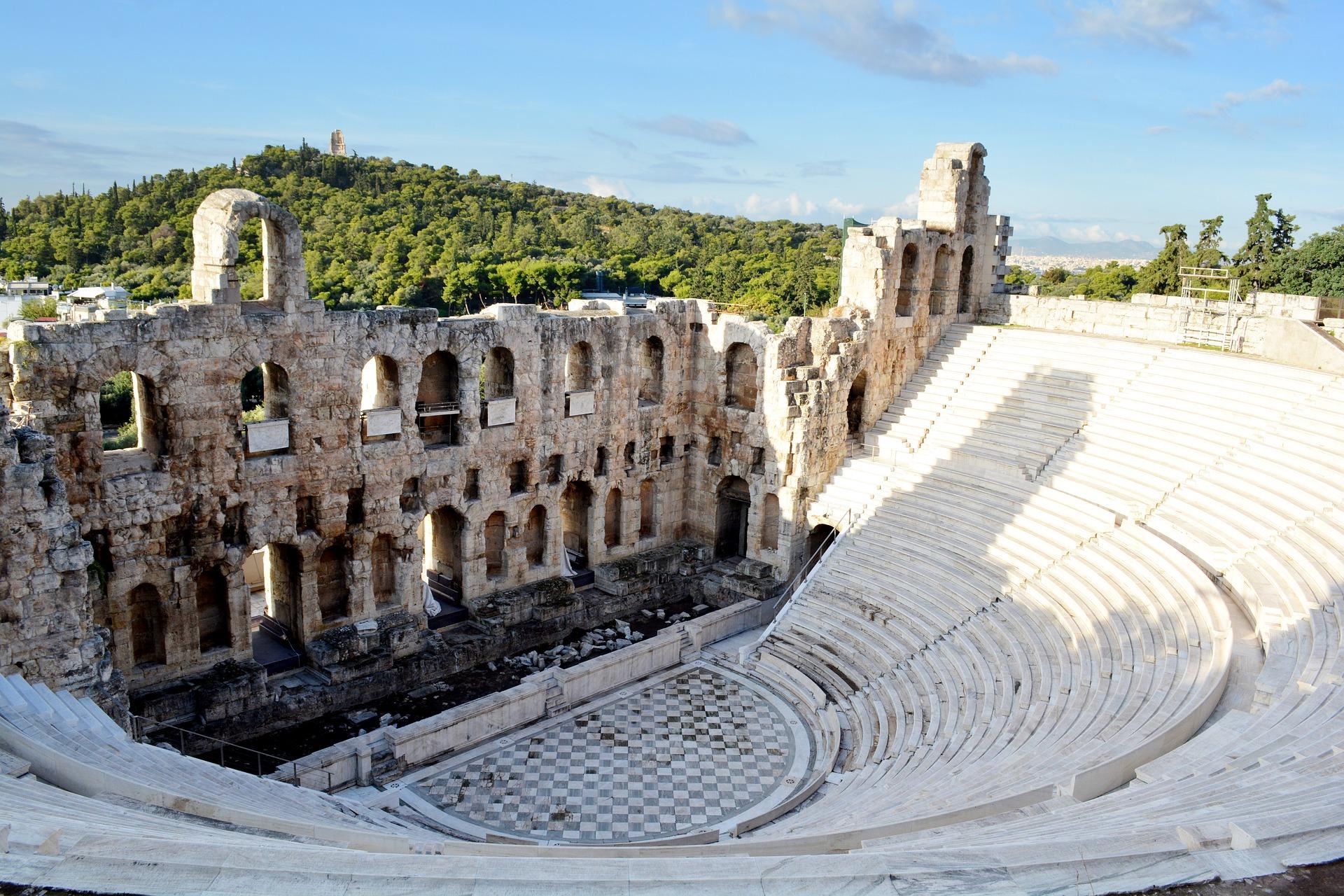 Akropolis Dionysostheater