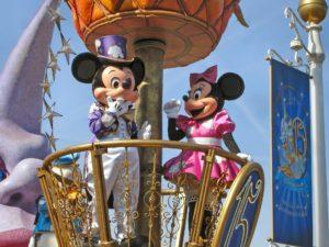 Städtetrip mit Kindern - Disneyland Paris