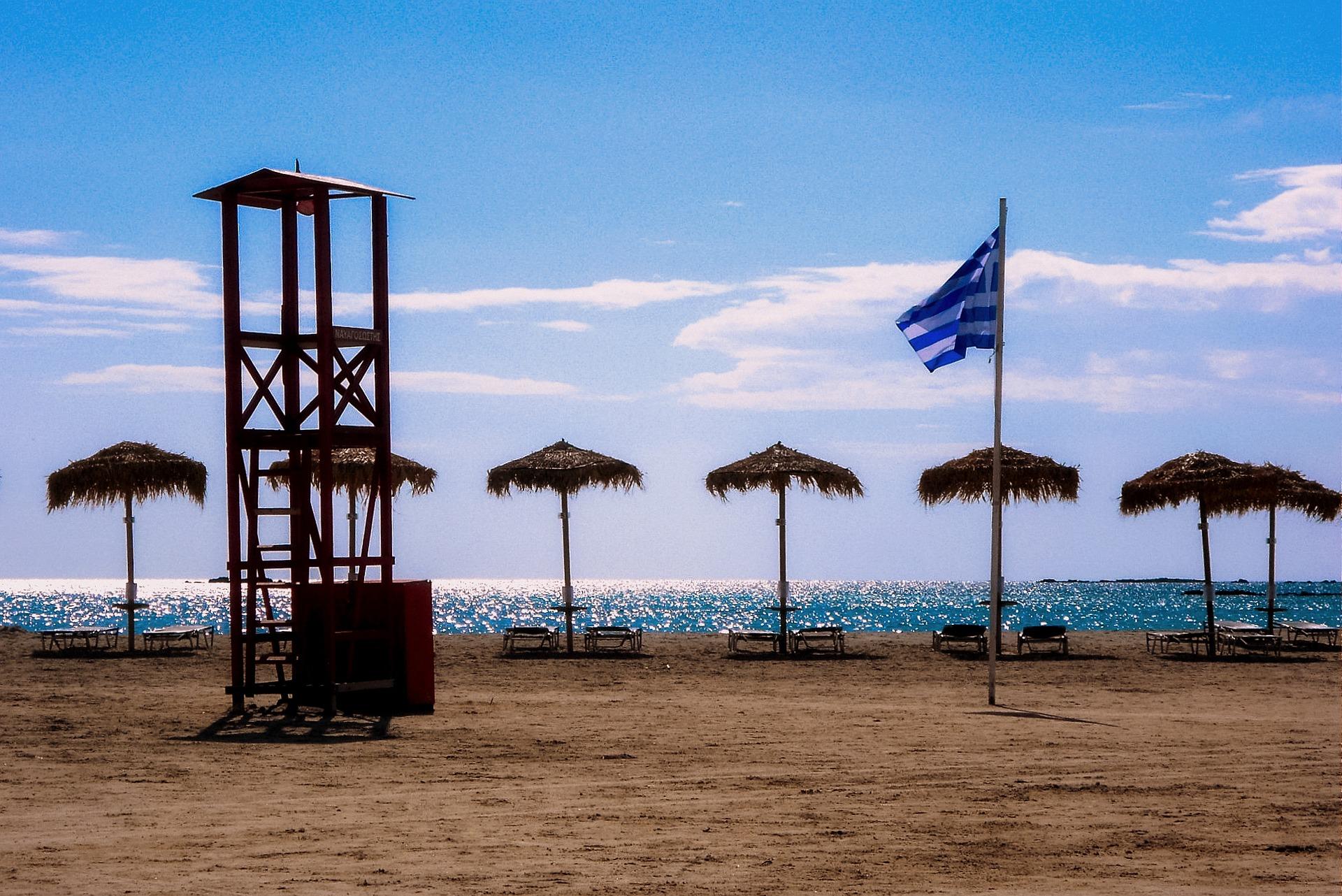 Elafonissi Strand