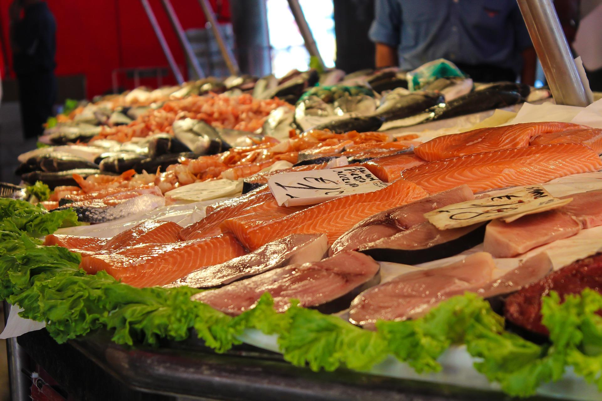 Fischmarkt in Rialto